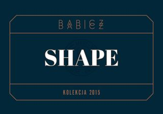 New Collection - Shape 2015